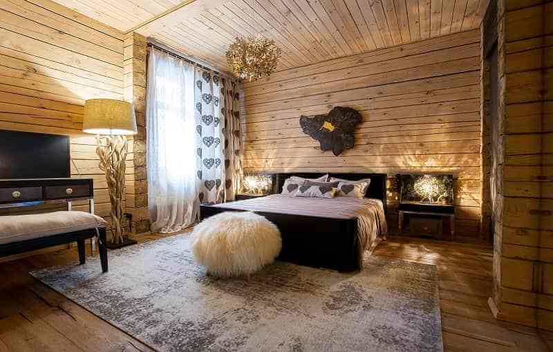 Bedroom Cabin | The Mustcard