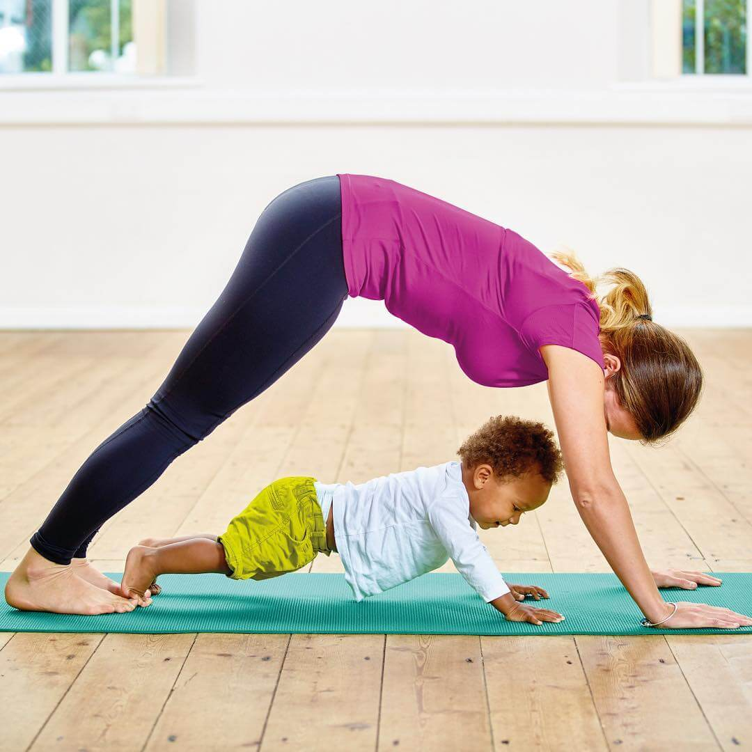 Mum & Child Yoga | The Mustcard