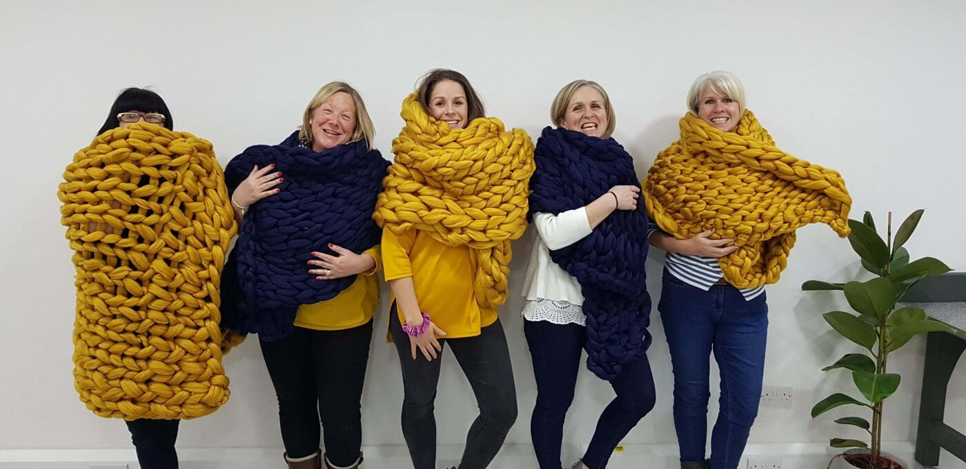 Knitted Scarfs   The Mustcard