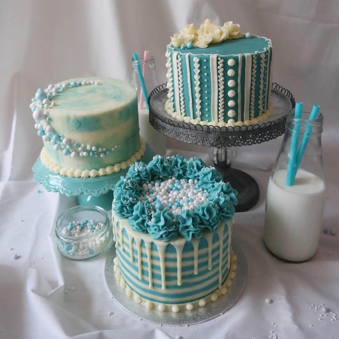 Decorative Cakes | The Mustcard