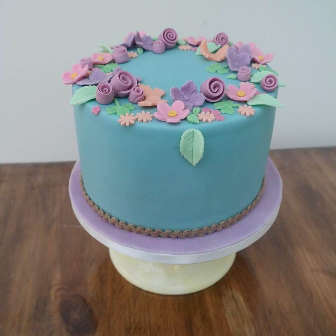 Floral Cake | The Mustcard