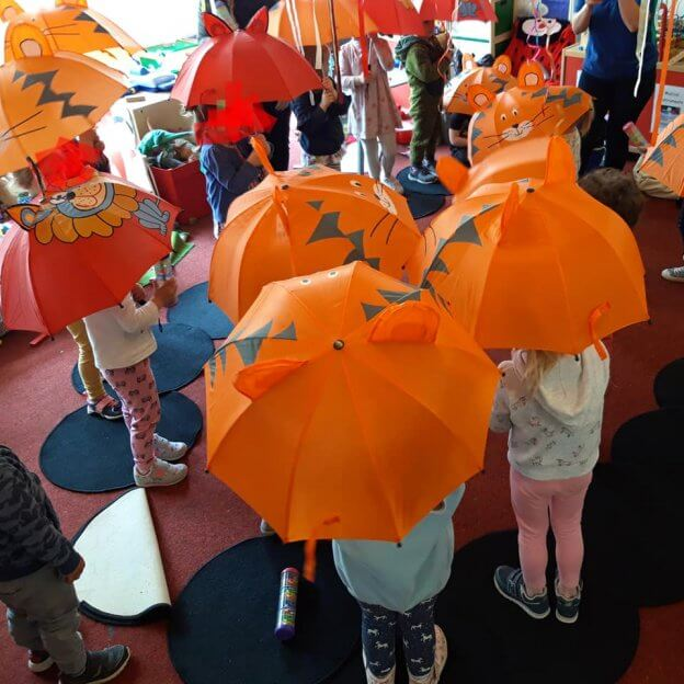 Tiger Umbrellas | The Mustcard