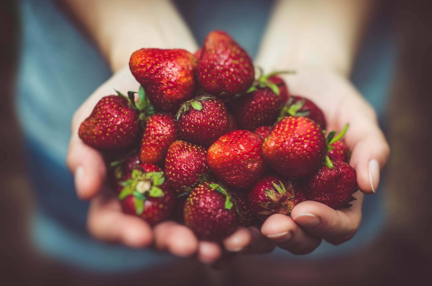 Strawberries | The Mustcard