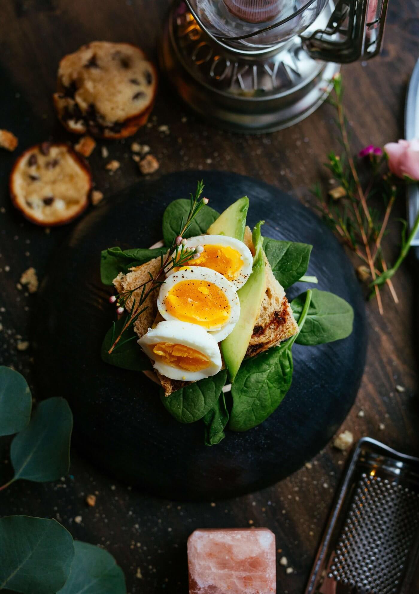 Egg & Avocado Toast   The Mustcard