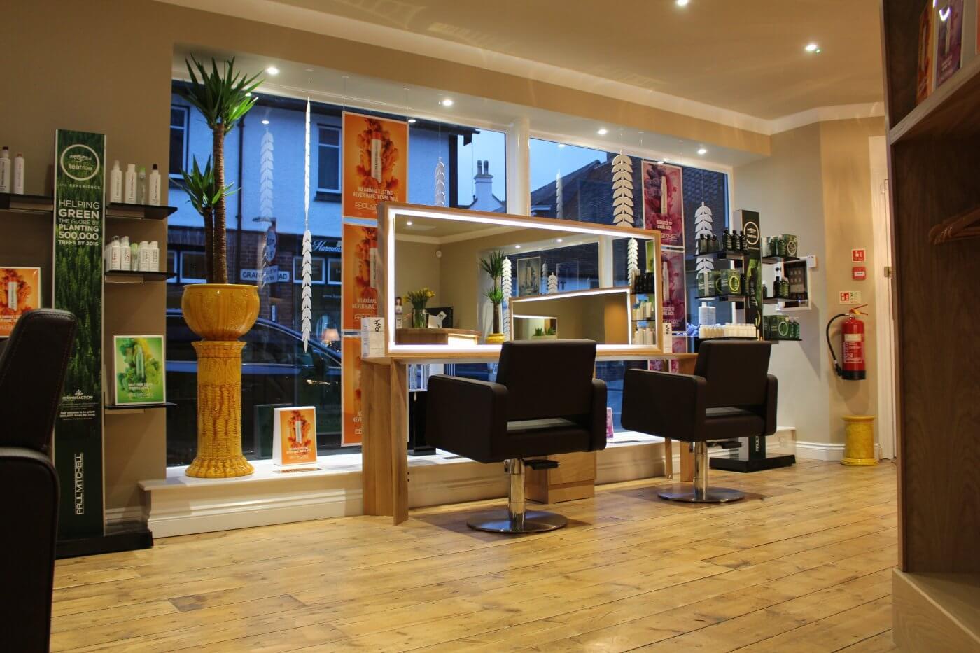 Hair Salon | The Mustcard