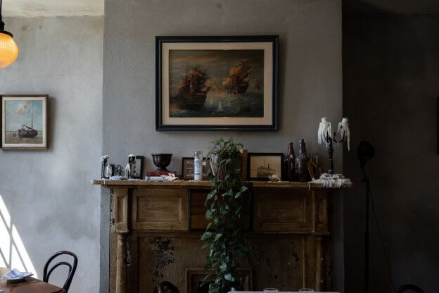 Picture Above Fire Place | The Mustcard