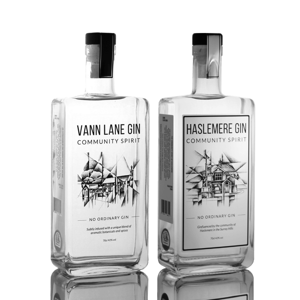 Gin Bottles | The Mustcard