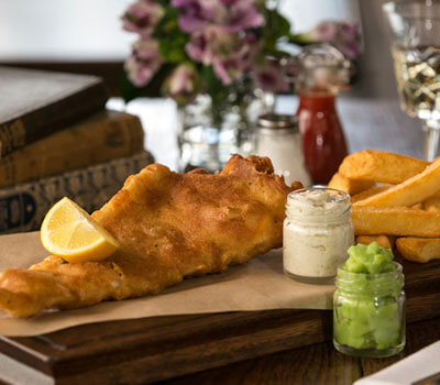 Cod & Chips | The Mustcard