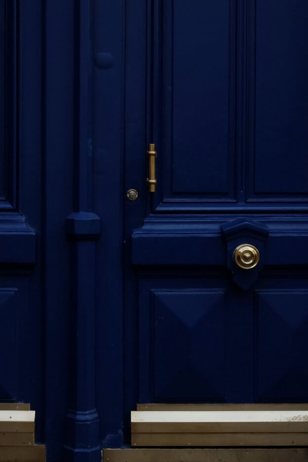 Blue Door | The Mustcard