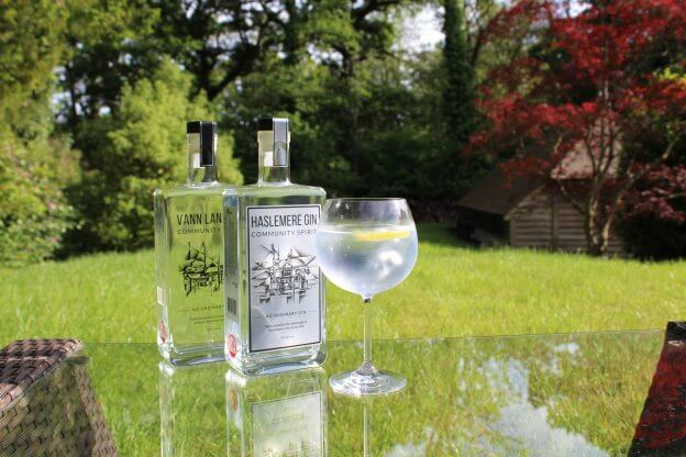 Haslemere Gin | The Mustcard