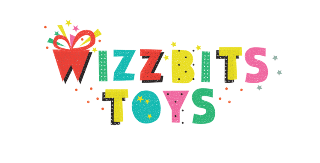 Wizzbits Toys Logo | The Mustcard