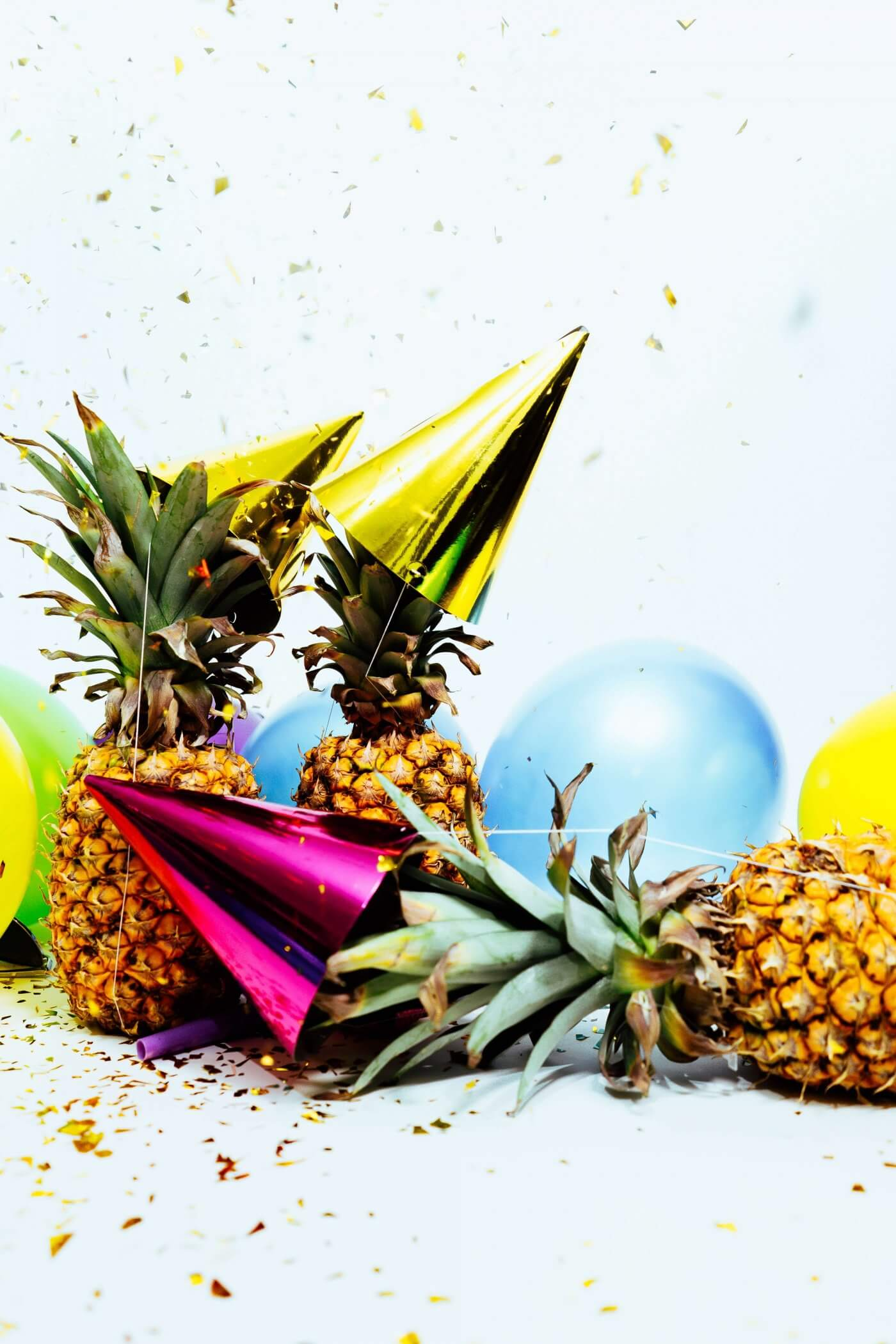 Party Pineapples | The Mustcard