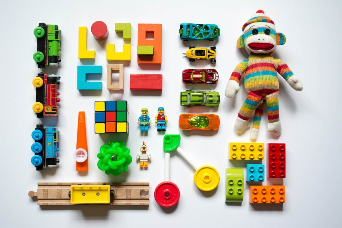 Toys for Children | The Mustcard
