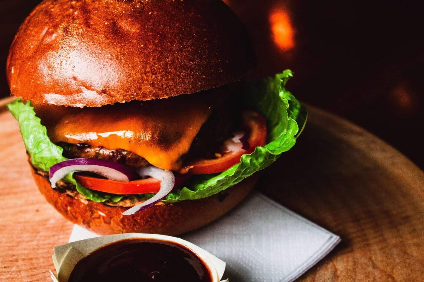 BBQ Burger | The Mustcard