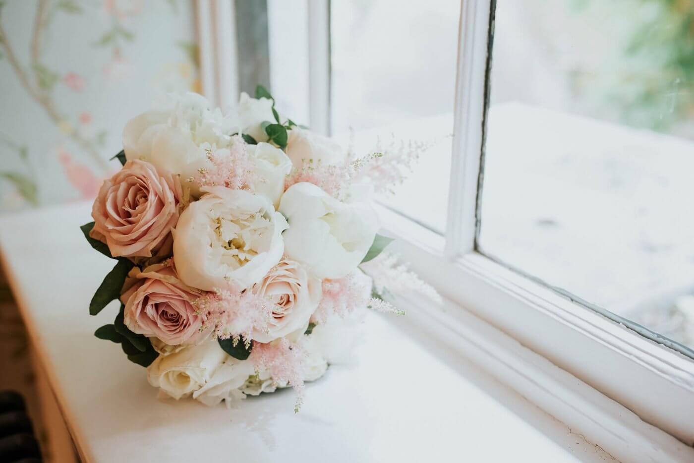 Flower on Window Ledge | The Mustcard