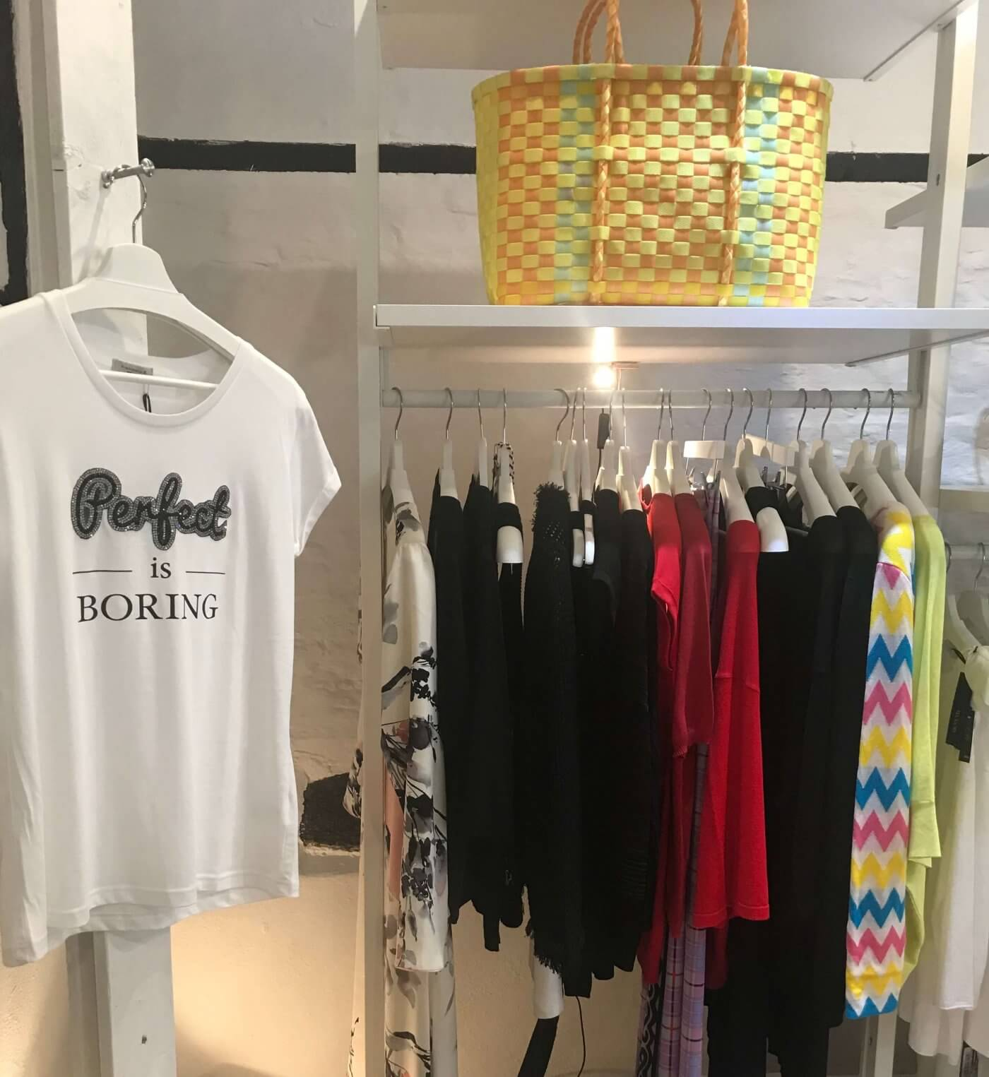 Clothing Section | The Mustcard