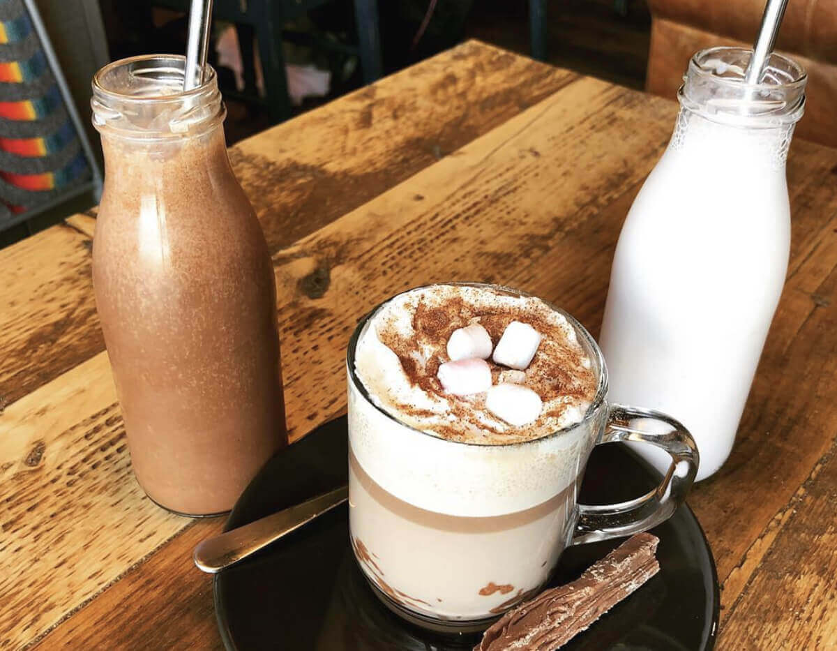 Hot Drink with Milkshakes   The Mustcard