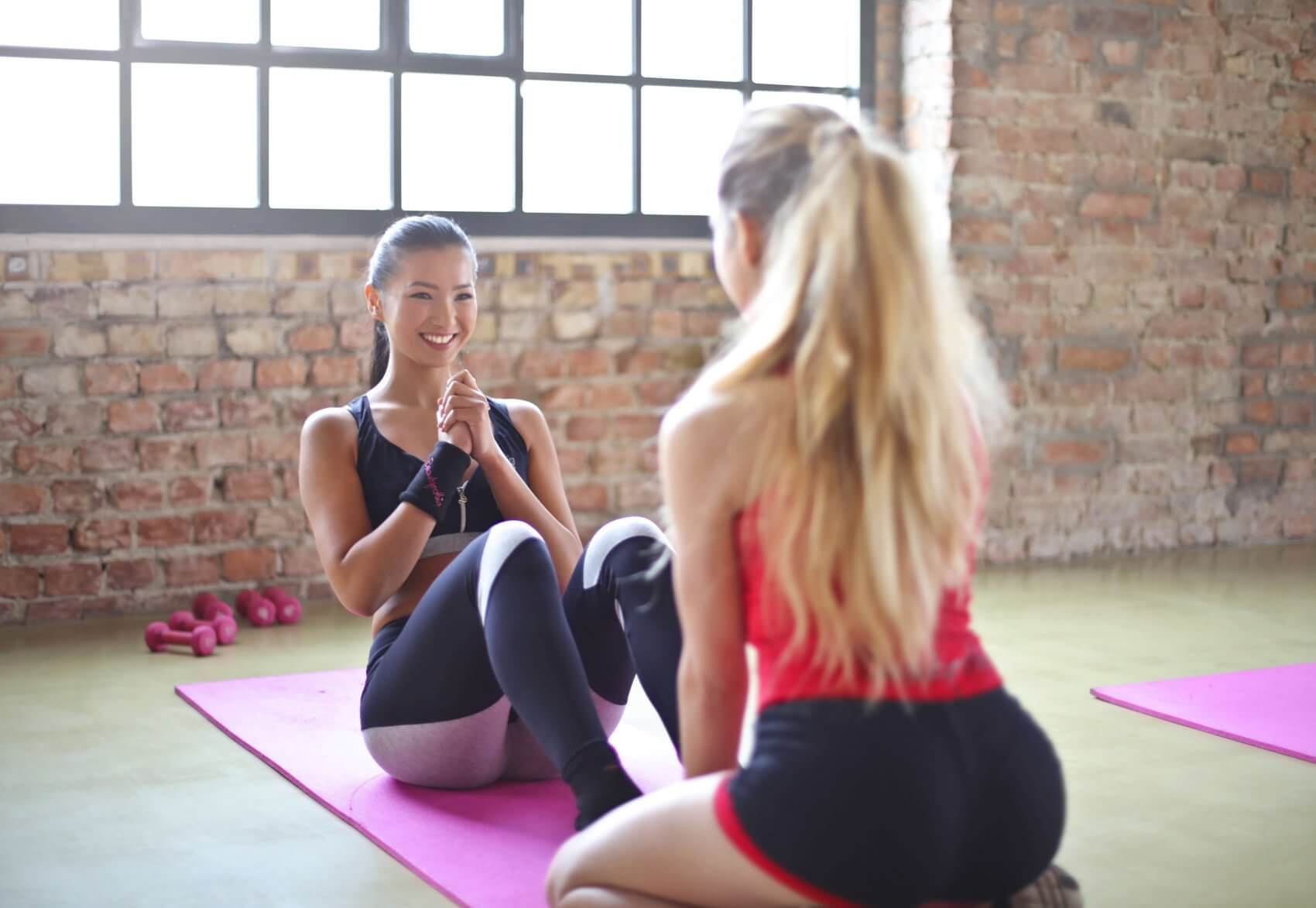 Paired Yoga   The Mustcard