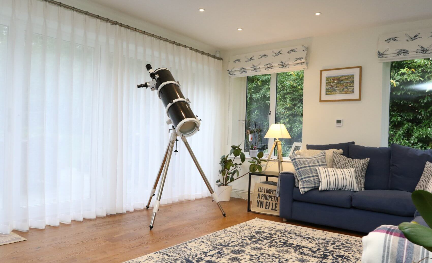 Giant Telescope | The Mustcard