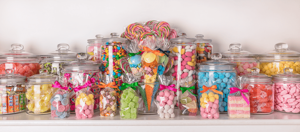 Selection of Sweets | The Mustcard