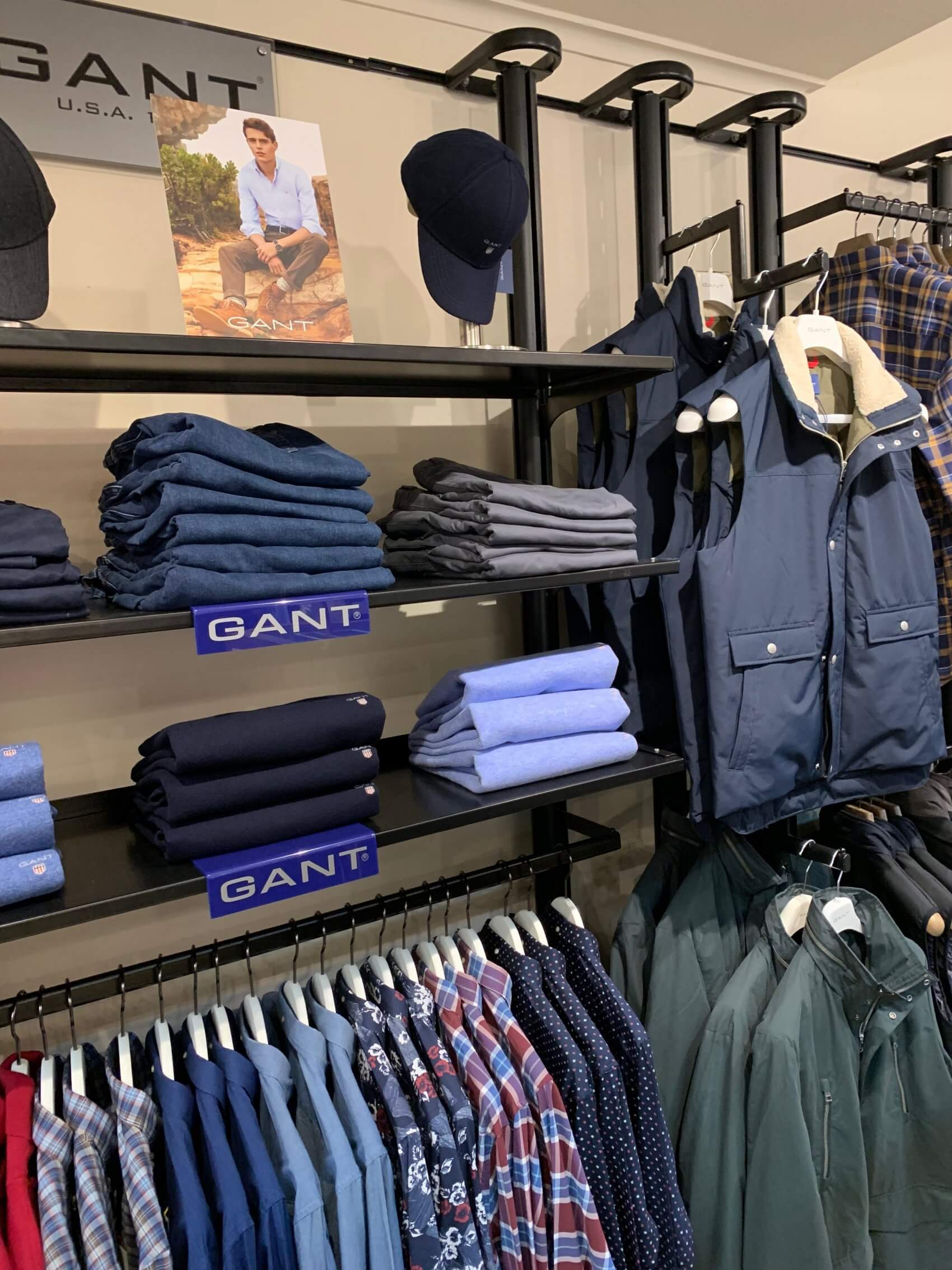 Gant Clothing | The Mustcard