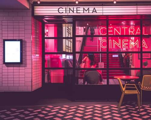 Cinema | The Mustcard