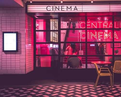 Cinema | The Mustcard