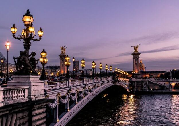 Bridge Over River | The Mustcard