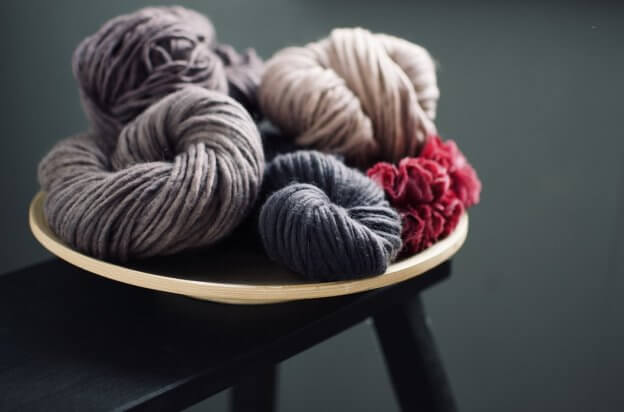 Knitting Wool in Different Colours | The Mustcard