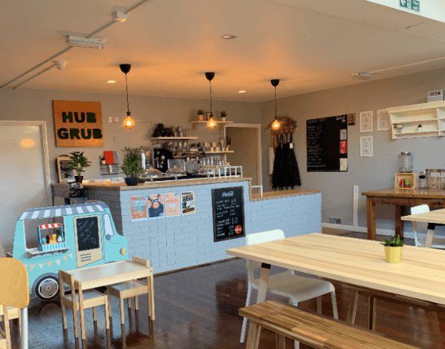Haslemere Youth Hub Cafe | The Mustcard