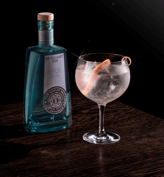Brilliant Gin | The Mustcard