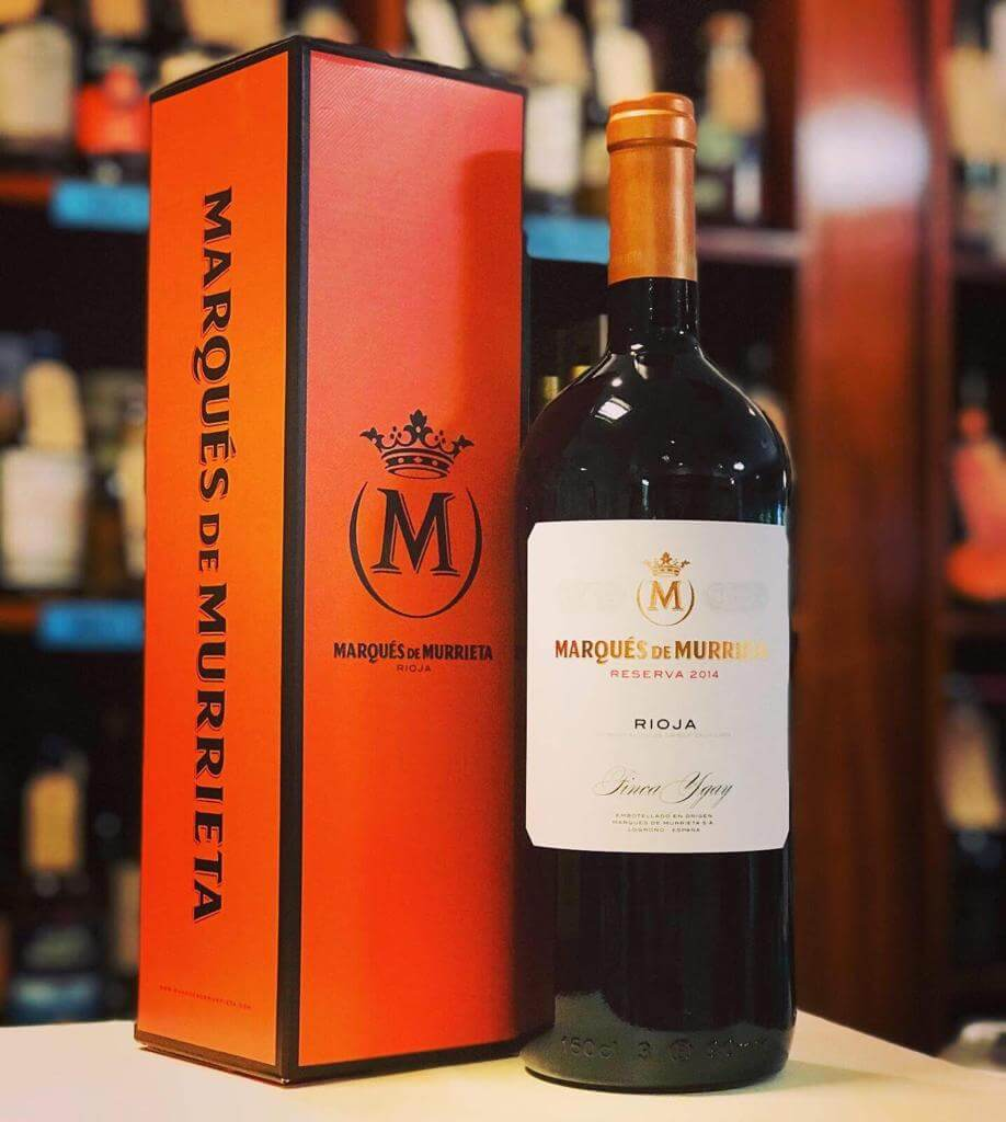 Marques de Murrieta Wine | The Mustcard