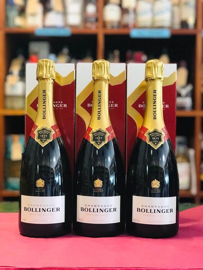 Bollinger Champagne | The Mustcard