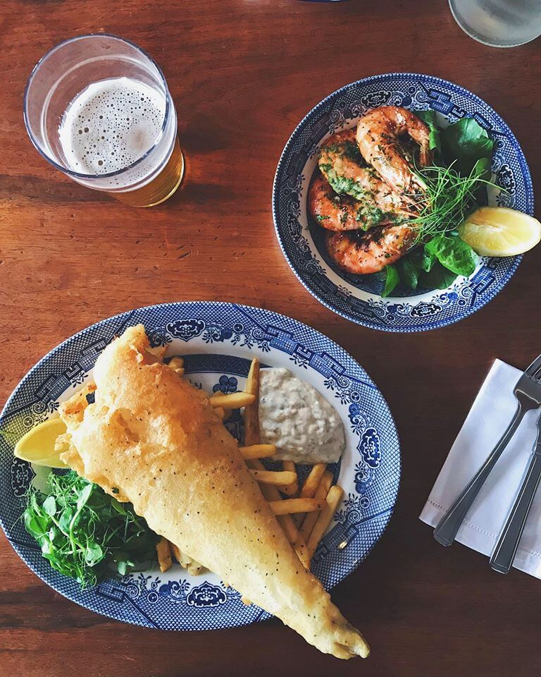 Fish and Chips | The Mustcard