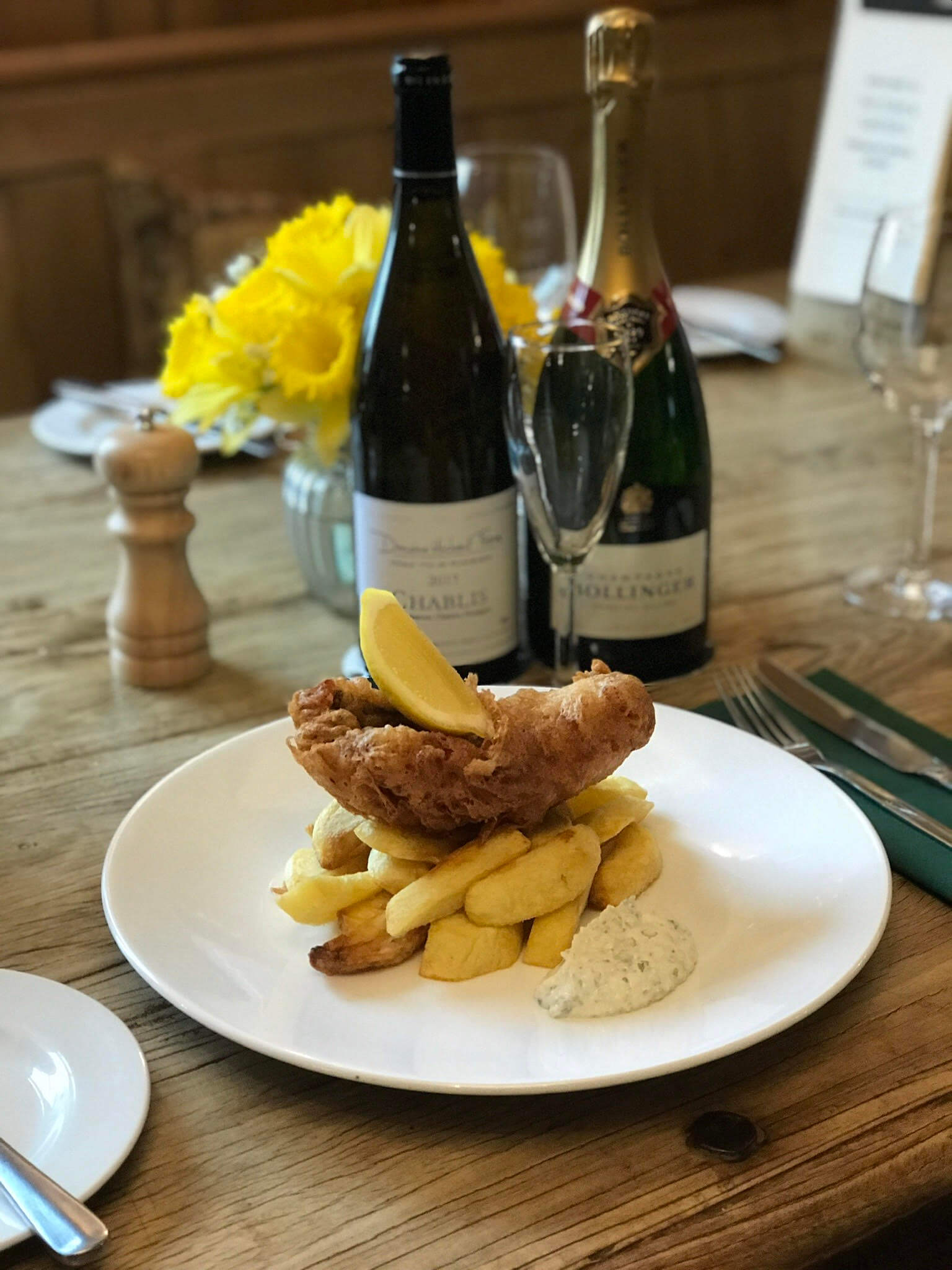 Fish & Chips | The Mustcard