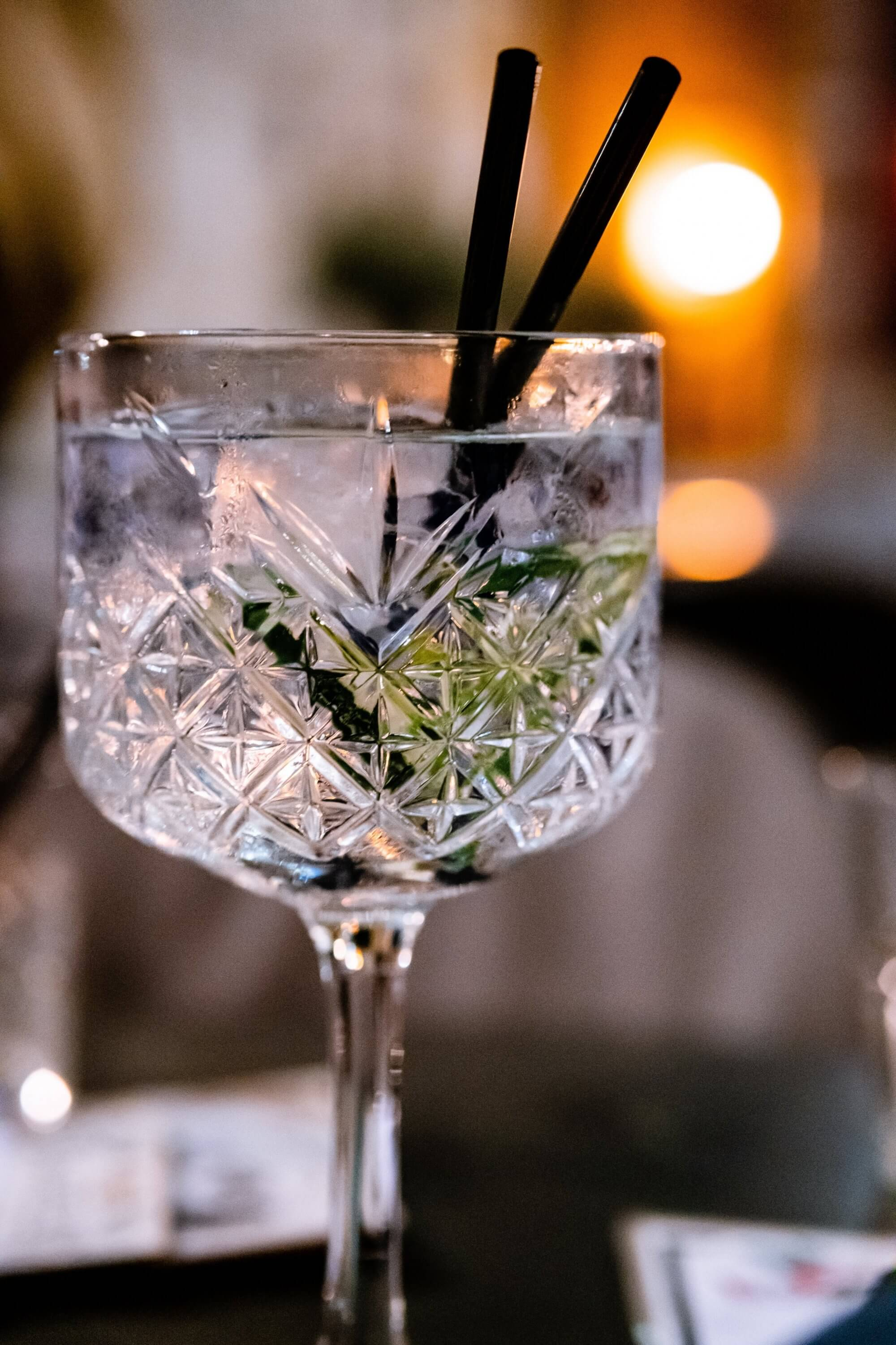 Gin & Tonic | The Mustcard