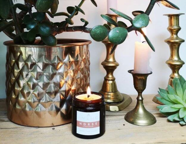 Horse Candle | The Mustcard