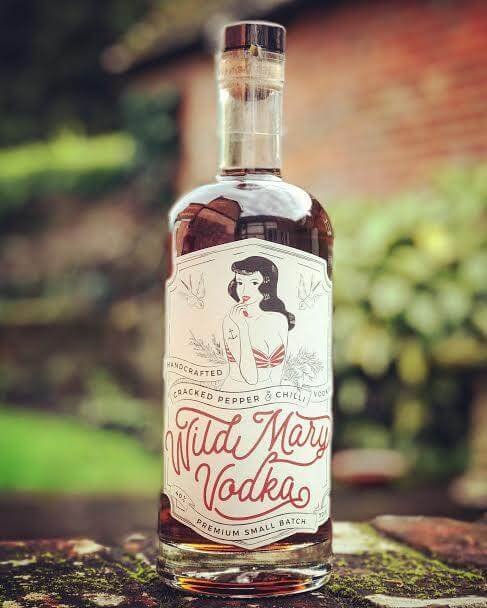 Wild Mary Vodka | The Mustcard