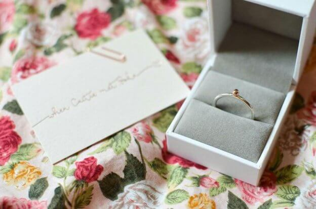 Ring | The Mustcard