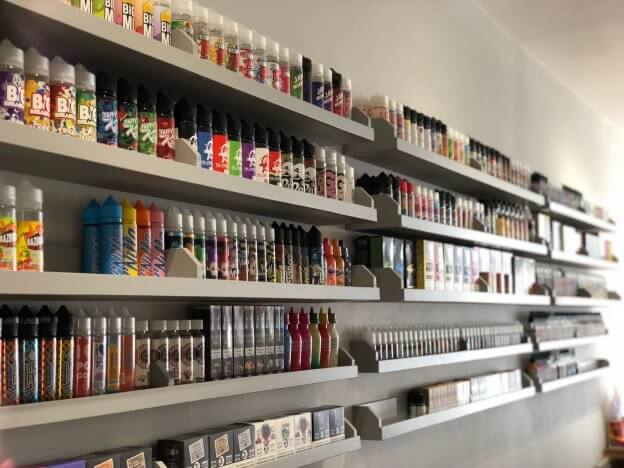 Vape Oil Wall | The Mustcard