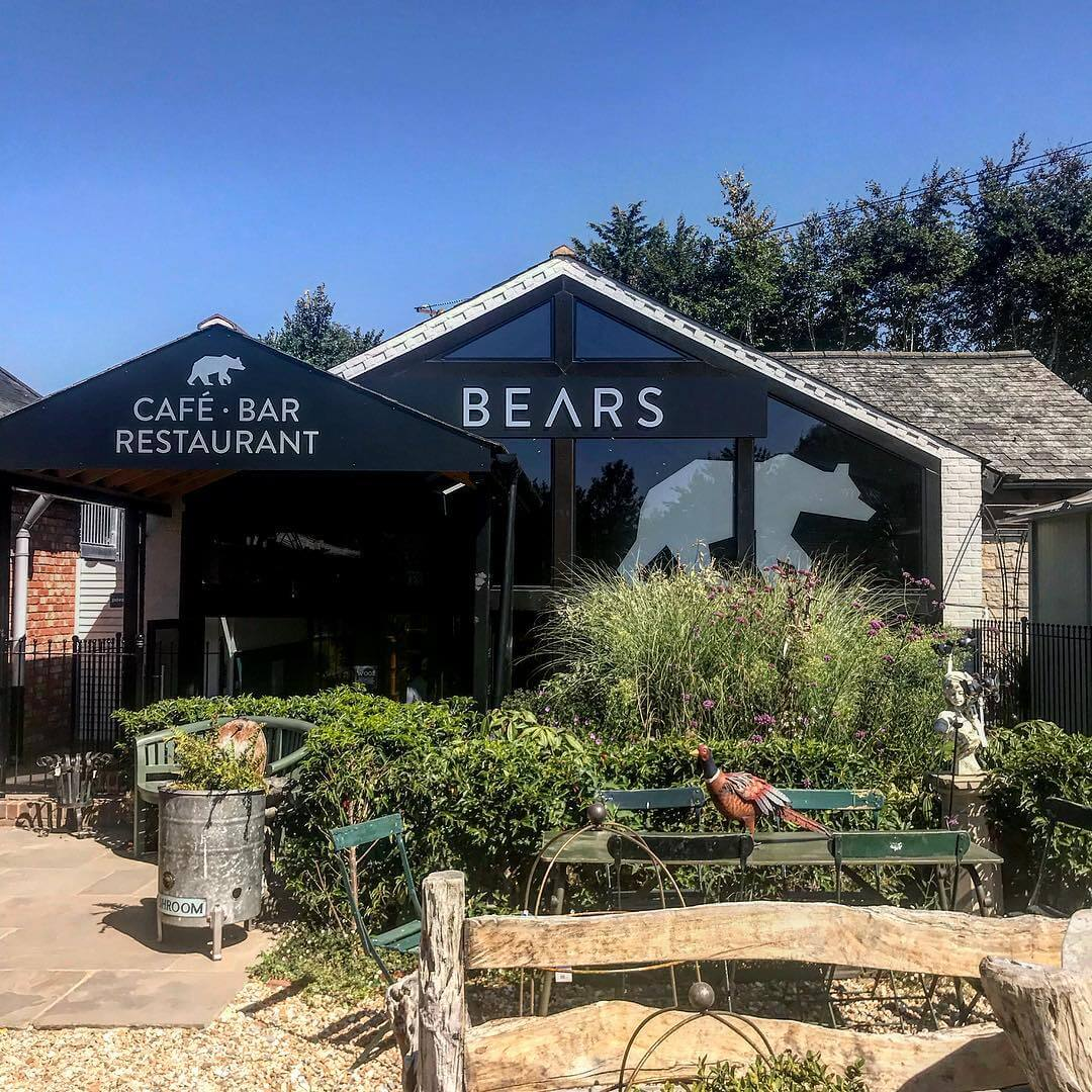 Bears Restaurant | The Mustcard