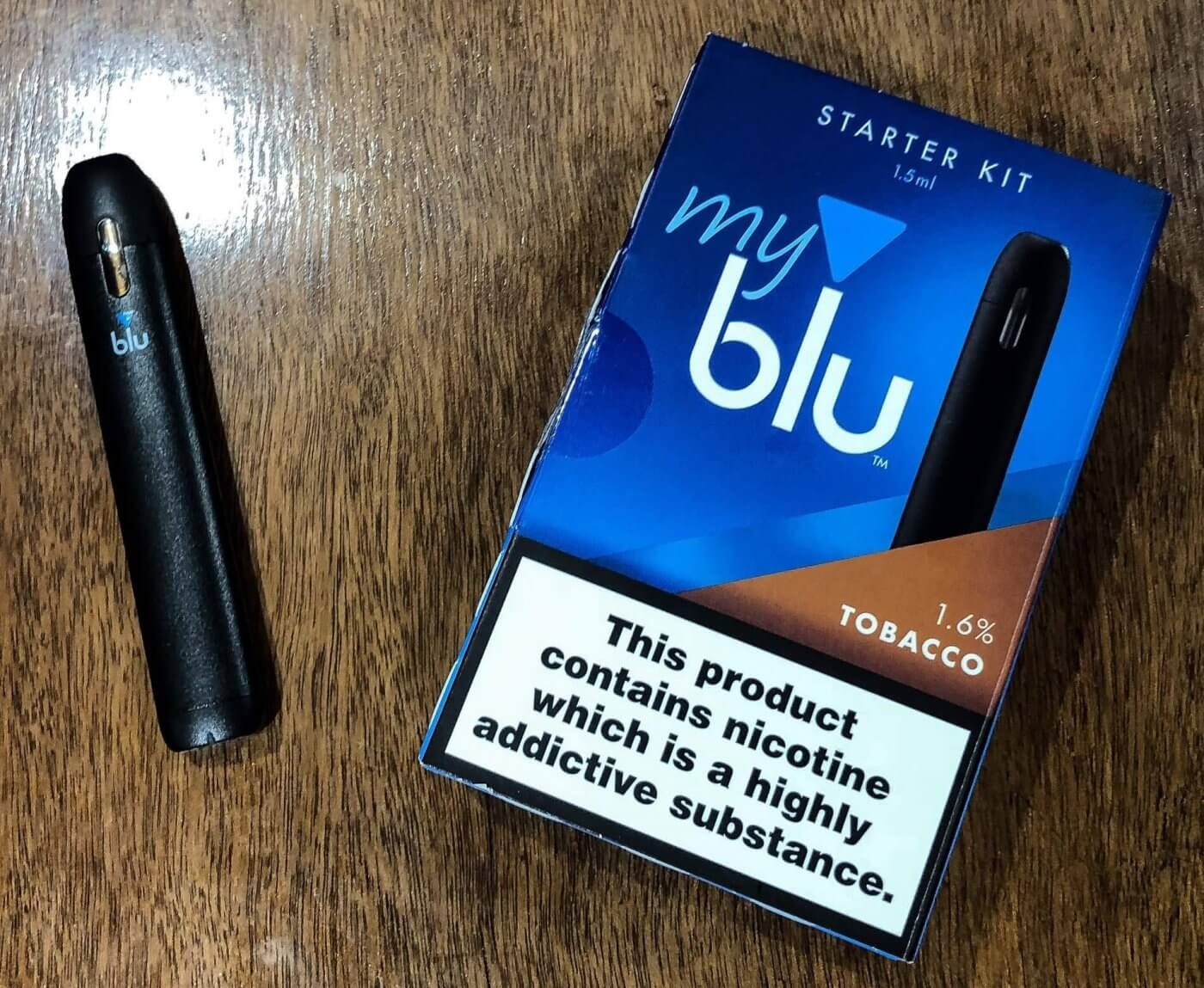 My Blue Starter Kit | The Mustcard