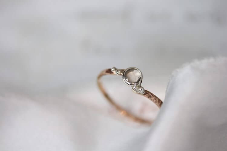 Custom Ring | The Mustcard