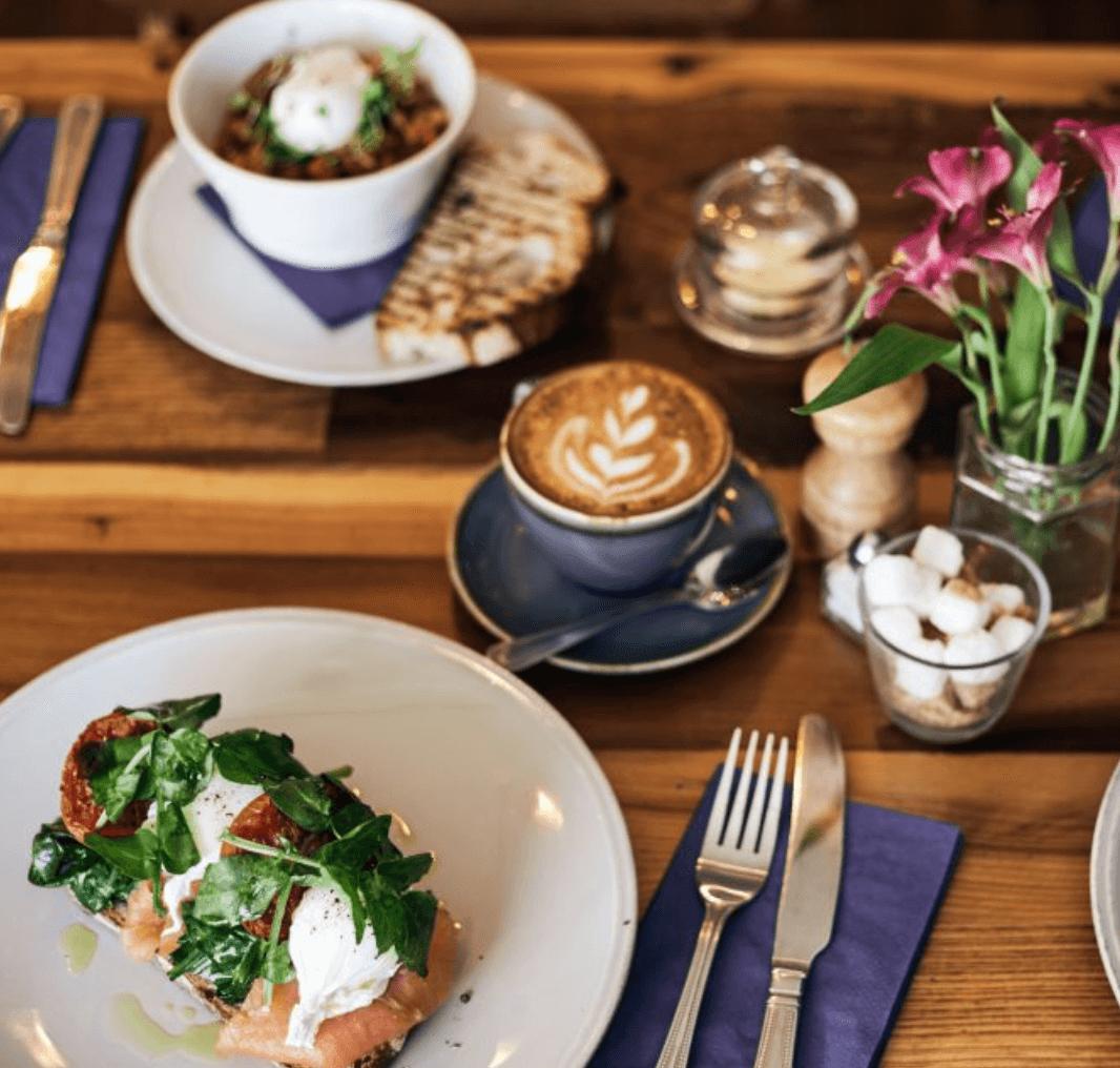 Coffee & Breakfast | The Mustcard