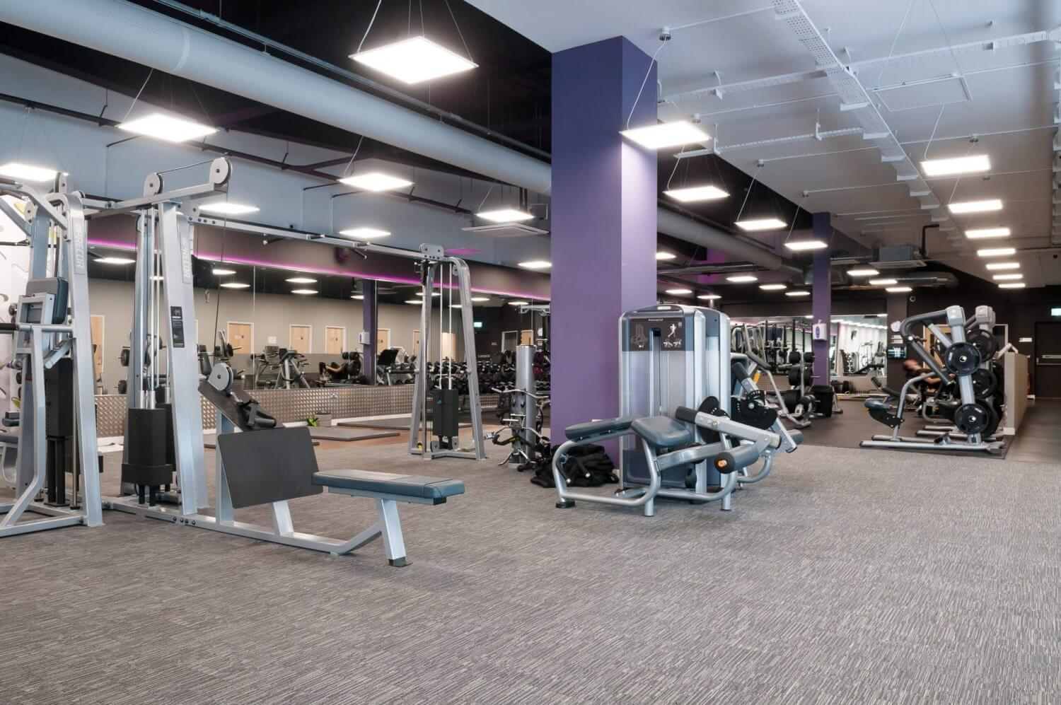Anytime Fitness Bordon | The Mustcard