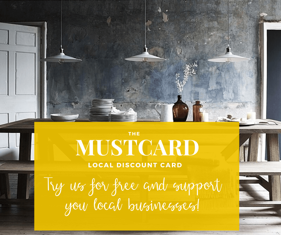 The Mustcard Discount Card