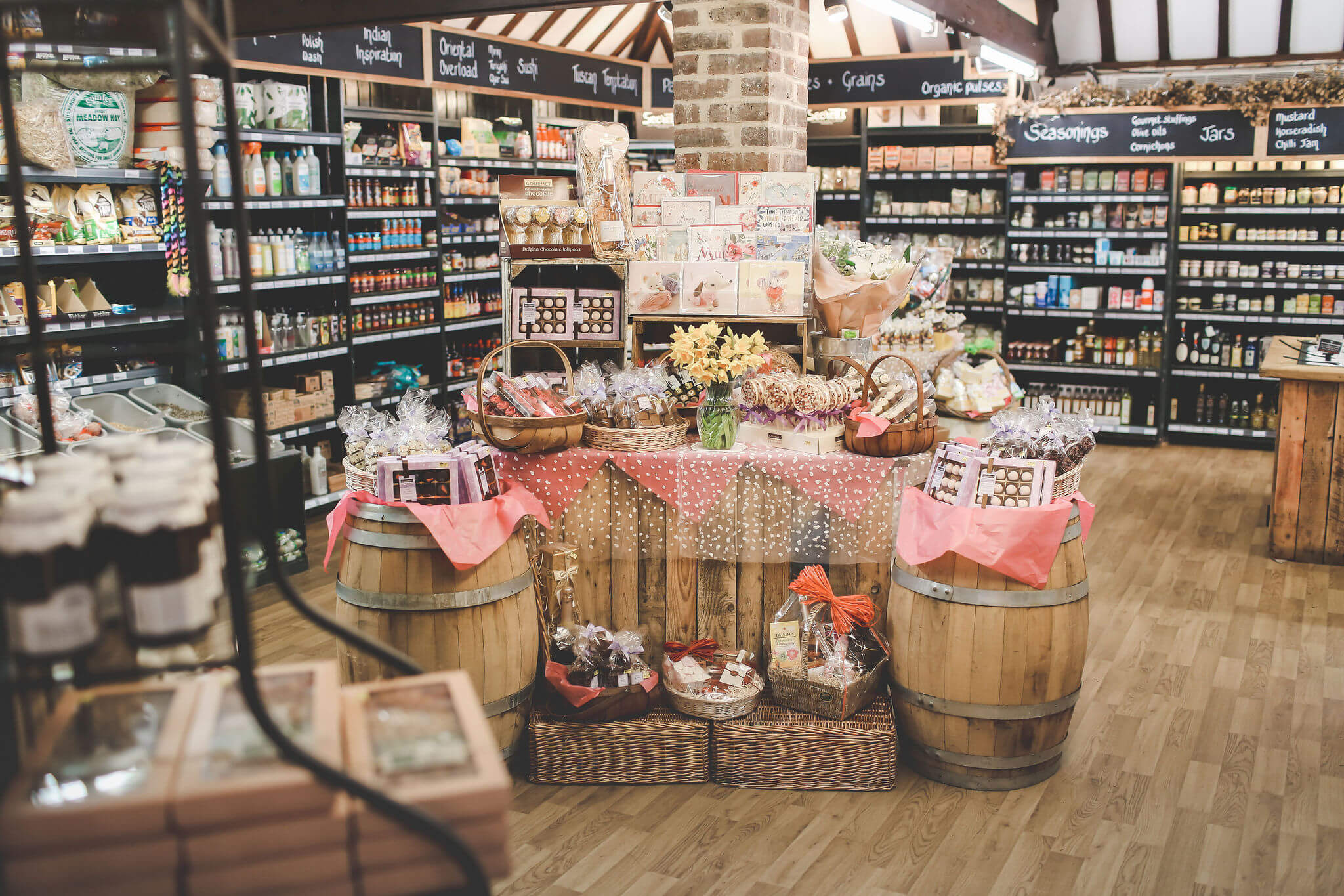 Secretts Farm Shop   The Mustcard